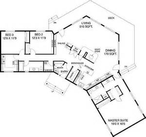 U Shaped Floor Plan Plan 77135ld C Shaped Floor Plan Us House And First Story