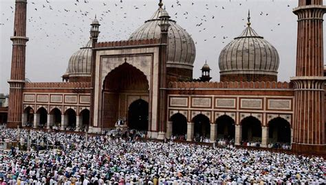 Give documents on not declaring Jama Masjid as protected: Delhi High Court   Delhi News