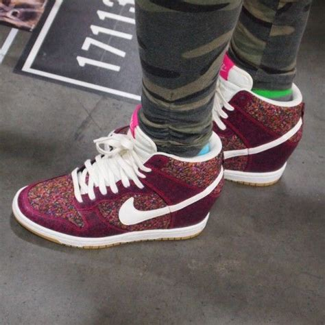 Sepatu Nike Dunk Wedges Suede Abu 109 best images about nike dunk sky high s on nike dunks best gifts and