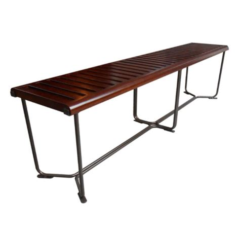 metal bench seat legs sd027 wooden 72 bench with metal legs city schemes