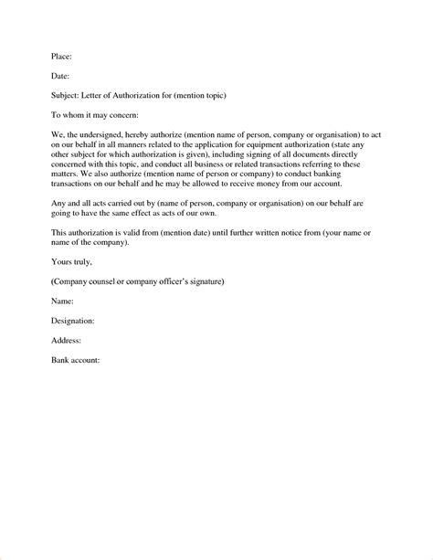 sle authorization letter authorization letter uk 28 images authorization letter