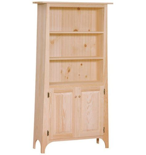 36 inch slant bookshelf simply woods furniture