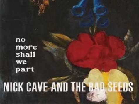 Letter Nick Cave Nick Cave And The Bad Seeds Letter