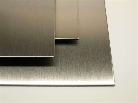 edelstahl tafel edelstahltafel geb 252 rstet 1 0 mm maschinenbau feld