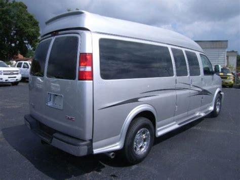 sell new 2013 gmc savana 3500 15 passenger extended
