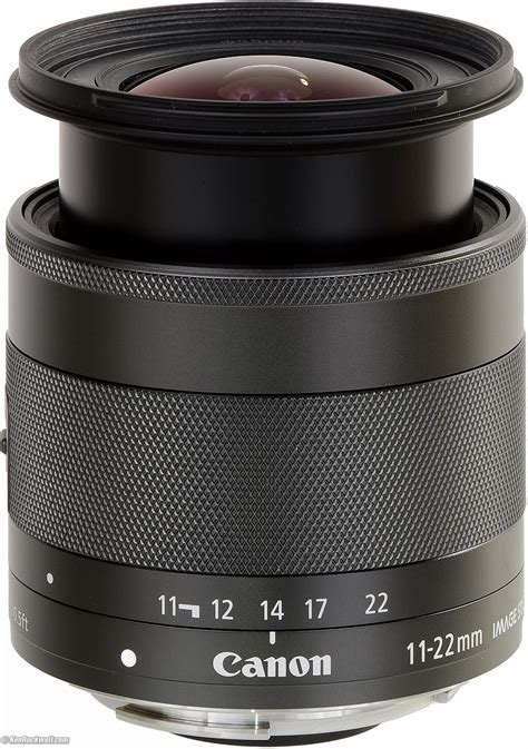 Hortigro A 22 11 22me canon ef m 11 22mm review
