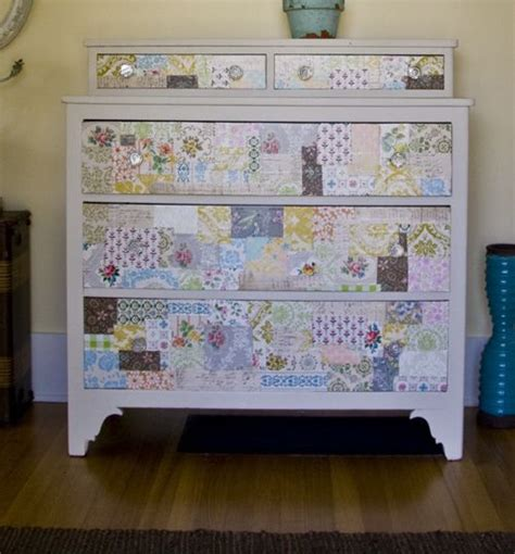 Decoupage Dresser Ideas - 75 best images about decoupage ideas on crafts