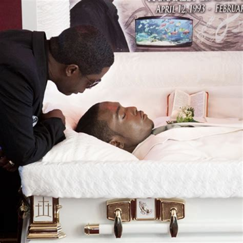 Martin Search Trayvon Martin Open Casket Funeral Search Results Dunia Pictures