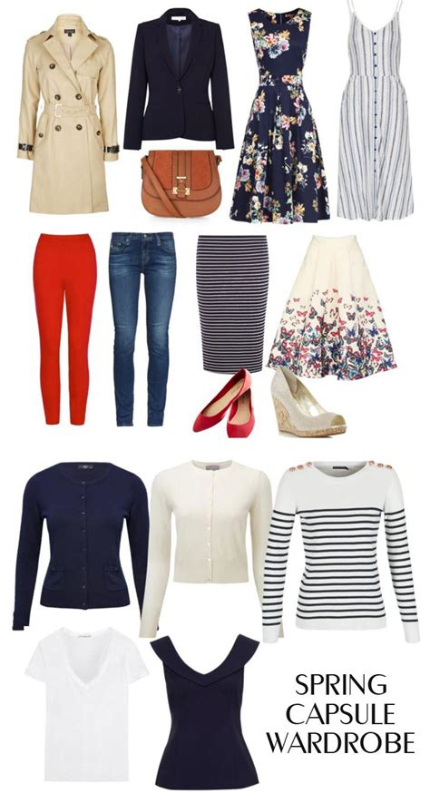 capsule wardrobe 2016 classic capsule wardrobe for spring 2016 gt women s fashion