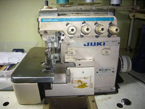 Mesin Obras Jarum Dua jenis jenis mesin jahit