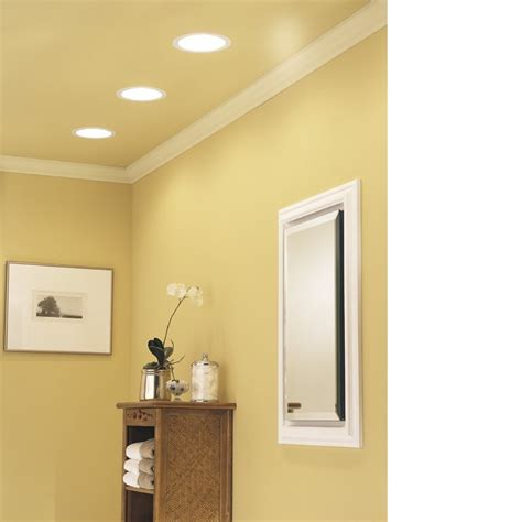 broan bathroom fan light broan 744led bathroom fan light led lighting energy