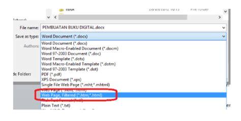 konversi format file buku digital kegiatan belajar 6 memformat dan membaca buku digital