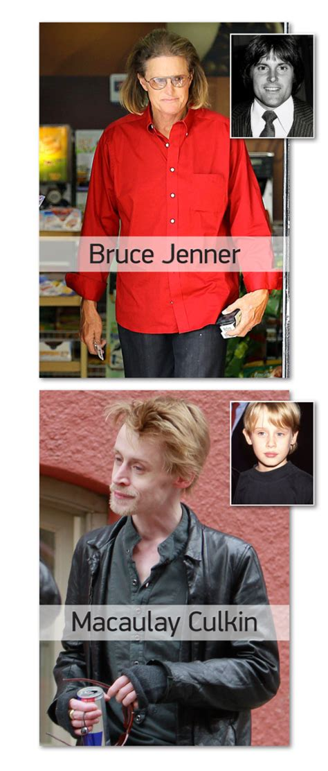 whats happened to bruce jenner the howdygram bruce jenner and macaulay culkin what the