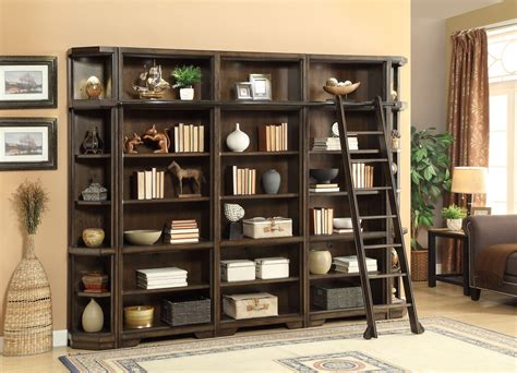 library wall units bookcase parker house meridien library bookcase wall unit a ph