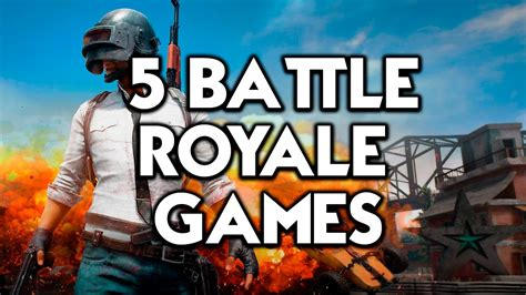 like royale 5 battle royale like pubg