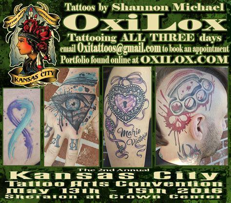 kansas city tattoo convention kansas city arts convention oxi lox