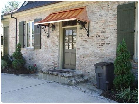 copper awnings images  pinterest copper awning