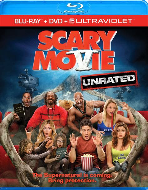 blu ray film scary movie 5 dvd release date august 20 2013