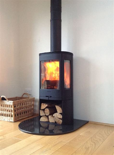 wood burning stove with wood storage the 25 best indoor wood burning fireplace ideas on