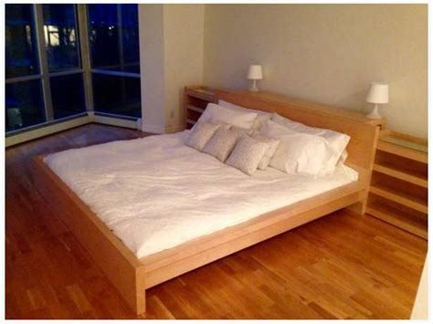 malm sliding headboard ikea malm king size bed frame with storage victoria city