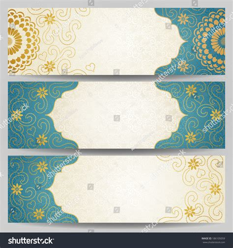 victoarian place cards template free vintage ornate cards with flowers and curls golden