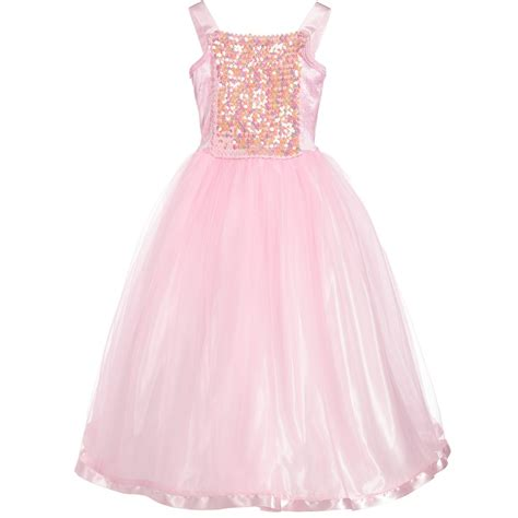 design dress up dress up by design pink sequin dress up ballgown