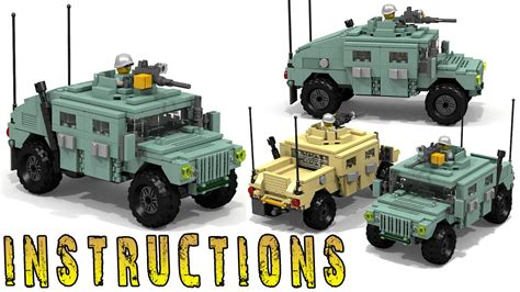lego army humvee how to build lego humvee doovi