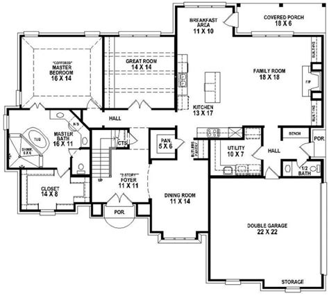 4 bedroom 3 5 bath house plans luxury 3 bedroom 3 5 bath house plans new home plans design