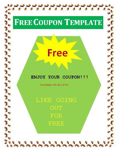 Coupon Template Word Cyberuse Coupon Template Docs