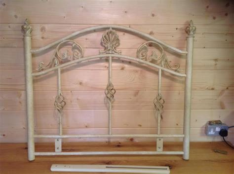 vintage style headboards headboard single vintage style wrought iron in