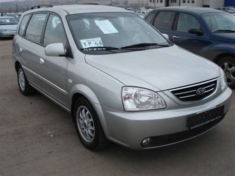Kia Cars 2005 2005 Kia Carens Pictures