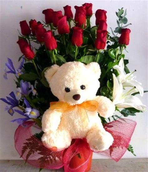 Imagenes De Rosas Y Ositos | imagenes de ositos con rosas de amor imagen de rosas rojas