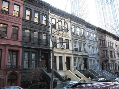 nice houses in new york new york city row houses architecture pinterest