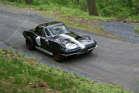 racing corvette for sale gorgeous 66 racing corvette with extensive history for