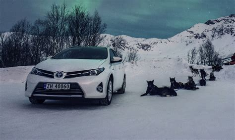 Toyota Winter Win Winter Tyres For Your Toyota Toyota