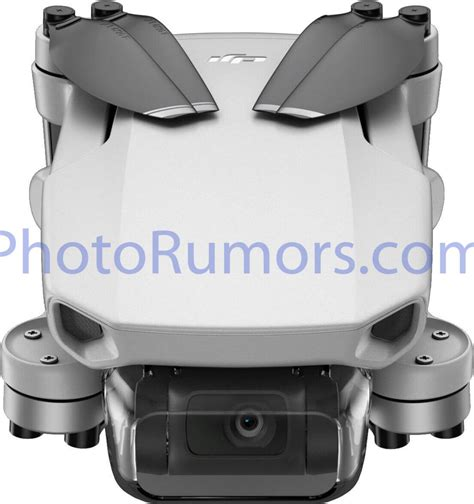 dji mavic mini  leak   announcement  week