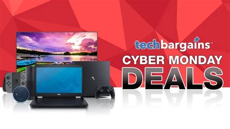 cyber monday l deals et cyber monday deals save on laptops tvs electronics