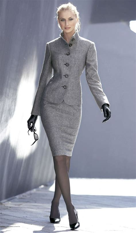 The Femme Suit Couture In The City Fashion by 17 Best Images About Business Attire Suits Hourglass