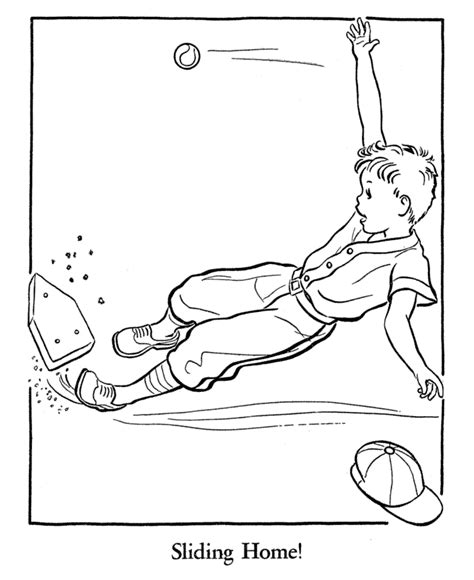 baseball coloring pages 22 coloring kids