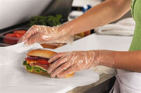 Should Food Servers Wear Gloves by Food Serving Gloves Protein Diet Foods List