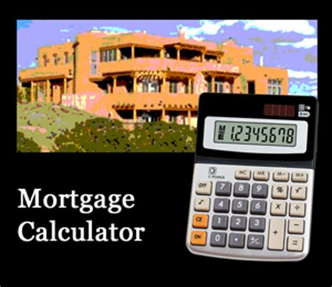 mortgage calculator real estate properties santa fe