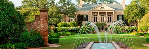 Longvue Gardens by Longue Vue House And Gardens New Orleans La