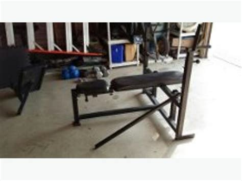 northern lights weight bench northern lights olympic weight bench adjustable preacher