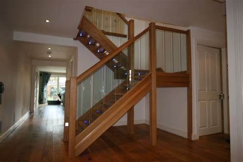 Oak Banister Rails Sale by Interior Stair Railing Kits Decorations Trendy Brick Wall
