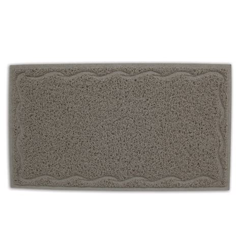 Petmate Litter Mat Reviews by Petmate Tufted Rubber Cat Litter Mat