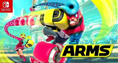 Nintendo Switch Arms arms launches onto the nintendo switch this shoryuken