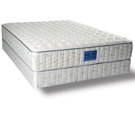 spinal comfort mattress dreamfurniture com spinal comfort crescent bay mattress