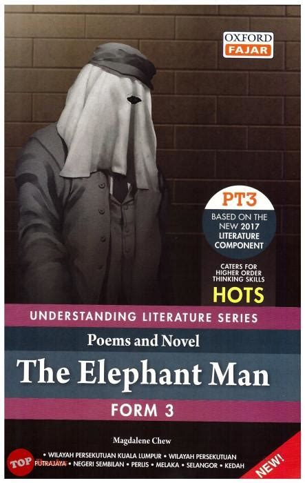 libro the elephant man oxford oxford 16 understanding literature series form 3 the elephant man topbooks