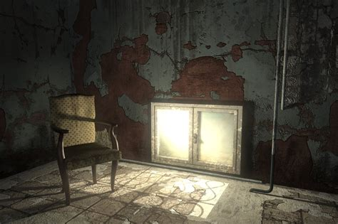 abandoned room abandoned room 3d by wallcrawler62 on deviantart