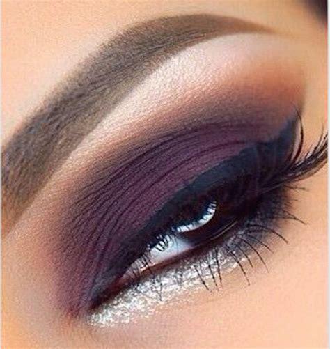 imagenes de ojos hermosos maquillados 25 maquillajes de ojos para el d 237 a y la noche mujer chic